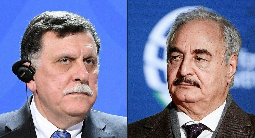 Λιβύη: Συνάντηση Χαφτάρ και Σάρατζ στη Μόσχα – Διαπραγματεύσεις σε τεντωμένο σχοινί