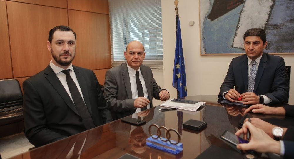 Αυγενάκης μετά τη συνάντηση του Big 4: Δεν λύθηκαν όλα τα προβλήματα, νωρίτερα οι εκλογές