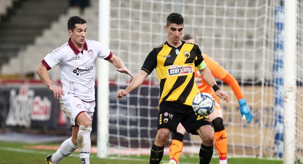 ΑΕΚ – ΑΕΛ 3-0: Επιστροφή στις νίκες με τριάρα