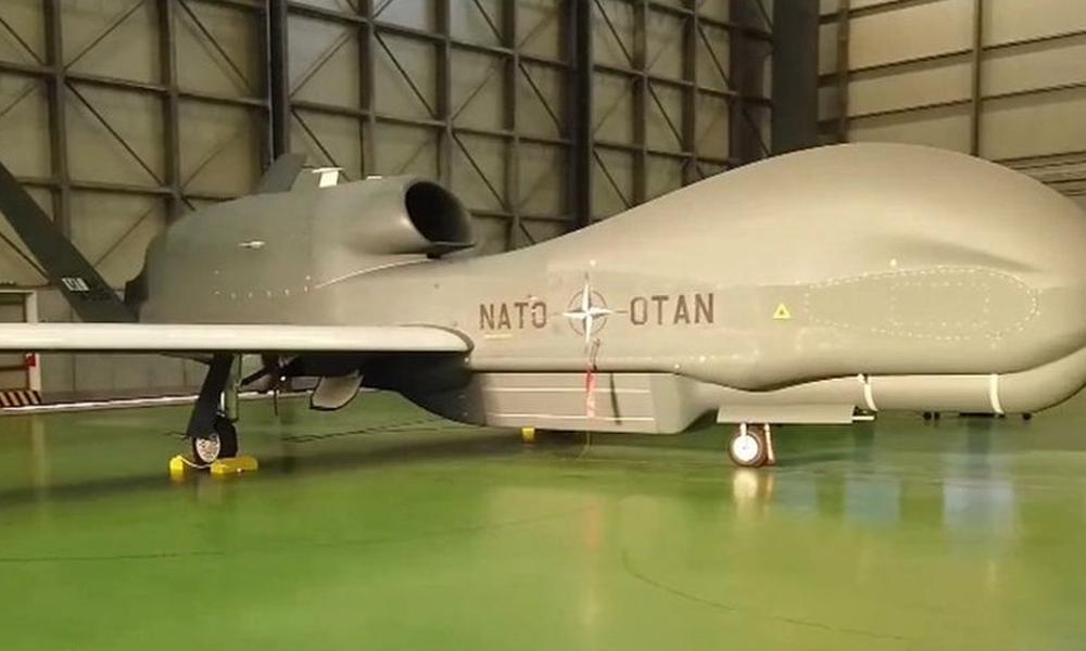Ο νέος υπερκατάσκοπος του ΝΑΤΟ: Καταγράφει τα πάντα σε ύψος 18 χλμ, πετά αυτόνομα για 30 ώρες! (Video)