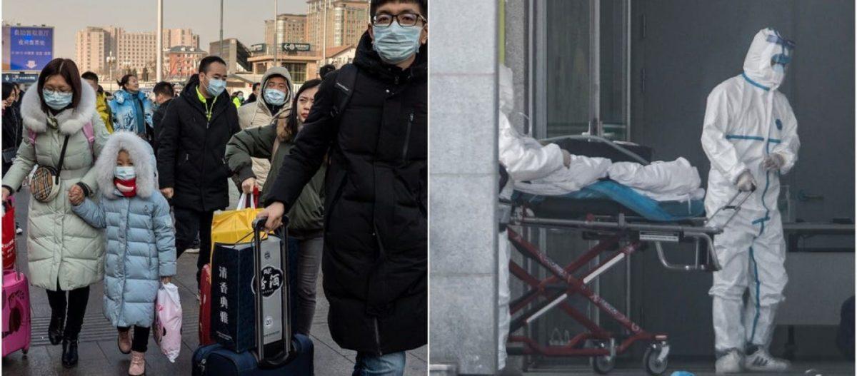 «Resident Evil» στην Κίνα: Σε καραντίνα πόλη 11 εκατομμυρίων λόγω του κοροναϊού – Κανείς δεν βγαίνει (βίντεο)