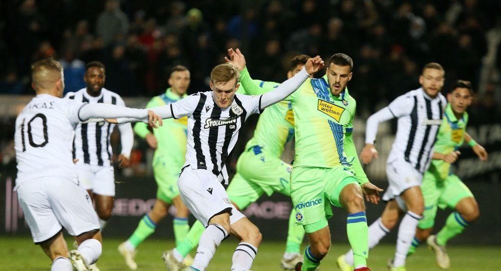 ΠΑΟΚ – Αστέρας Τρίπολης 3-1: Κέρδισε στο ρελαντί – Βίντεο
