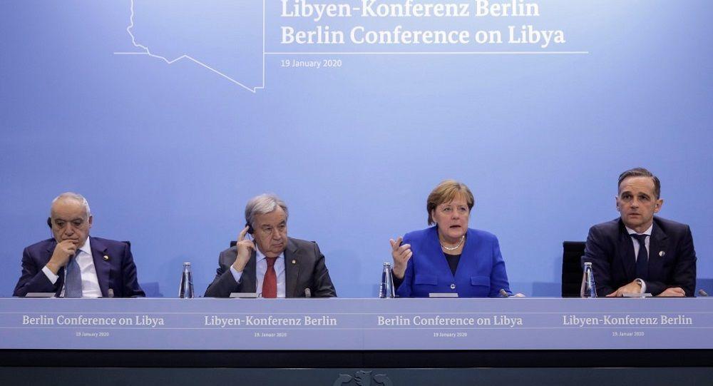 Διάσκεψη Βερολίνου: Τι συμφώνησαν οι ξένοι ηγέτες για τη Λιβύη