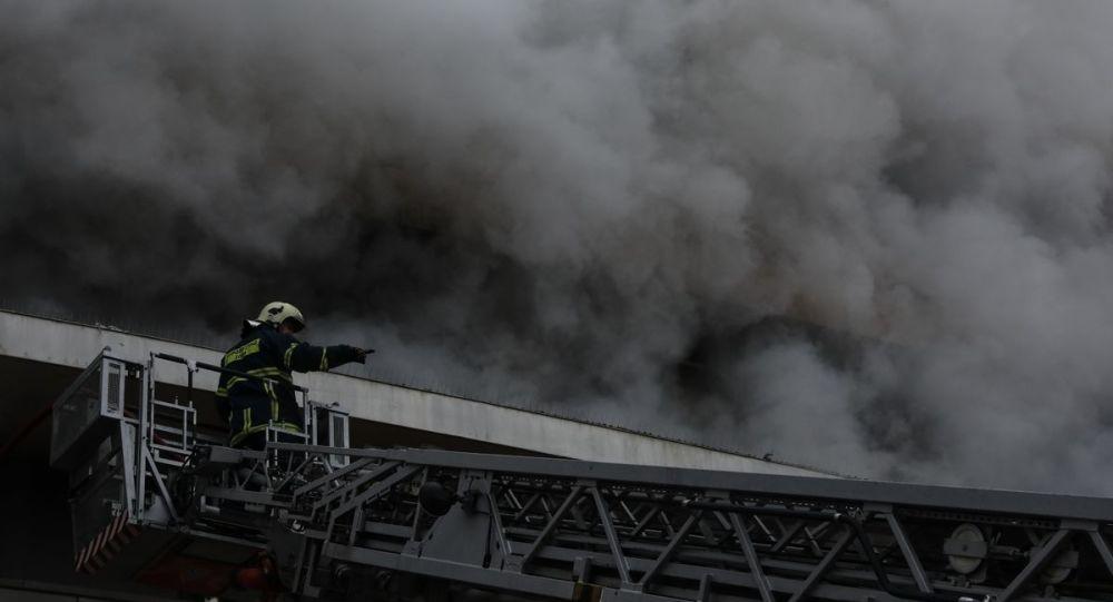 Ρέντη: Ένας νεκρός από φωτιά σε εγκαταλελειμμένο κτίριο