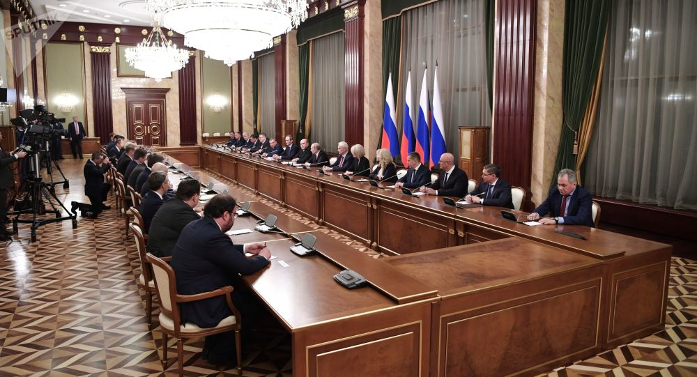 Αυτή είναι η νέα κυβέρνηση της Ρωσίας