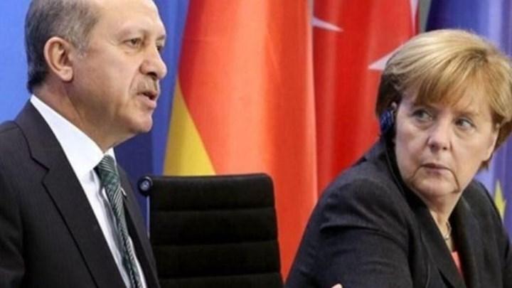 Εκτάκτως στη Γερμανία ο Ερντογάν – Θα συναντηθεί με Μέρκελ