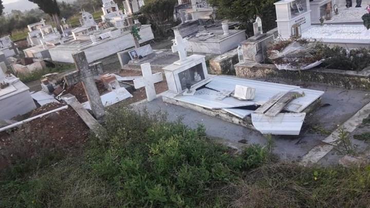 Μεσσηνία: Τι είπε ο 21χρονος που ξέθαψε νεκρή και βεβήλωσε τάφους στο Πλατύ Καλαμάτας