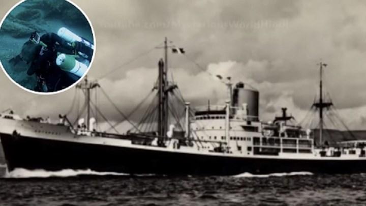 Εντόπισαν πλοίο «φάντασμα» που εξαφανίστηκε στο Τρίγωνο των Βερμούδων πριν από 95 χρόνια