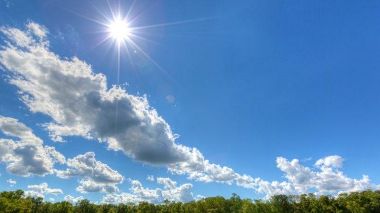 Αίθριος ο καιρός στην Κρήτη με διαστήματα ηλιοφάνειας