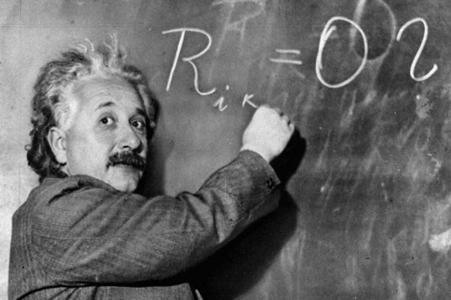 Αϊνστάιν: O γρίφος του που μόνο το 2% των ανθρώπων μπορεί να τον λύσει