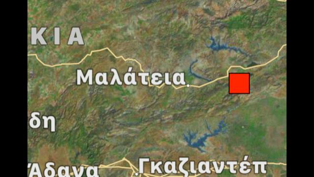 Έκτακτο: Ισχυρός σεισμός 6,9 Ρίχτερ στην Τουρκία