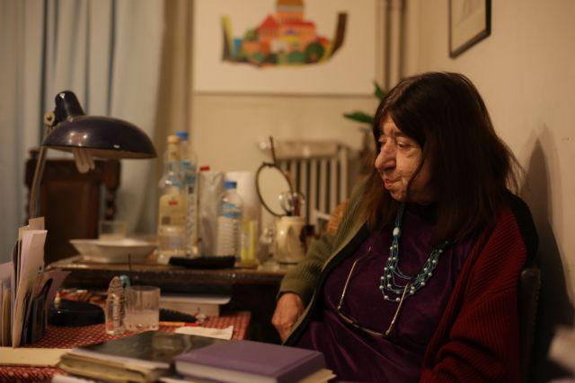 Πέθανε η σπουδαία ποιήτρια Κατερίνα Αγγελάκη-Ρουκ