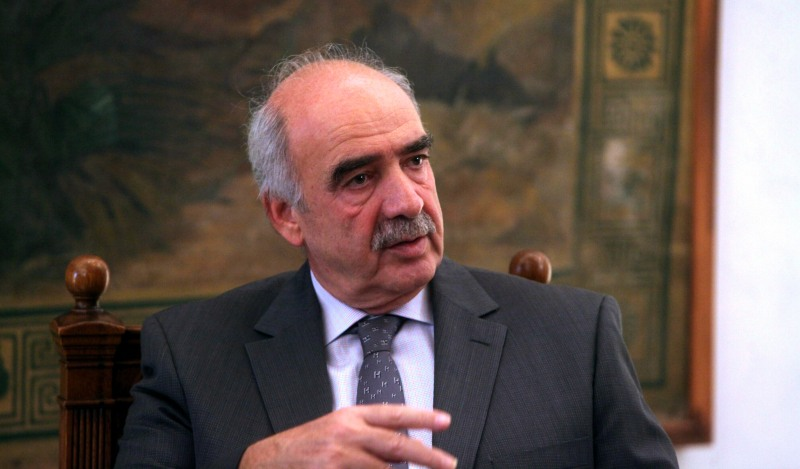 Μεϊμαράκης: Δεν είναι δυνατόν να ληφθούν σοβαρές αποφάσεις με αποκλεισμούς χωρών όπως η Ελλάδα
