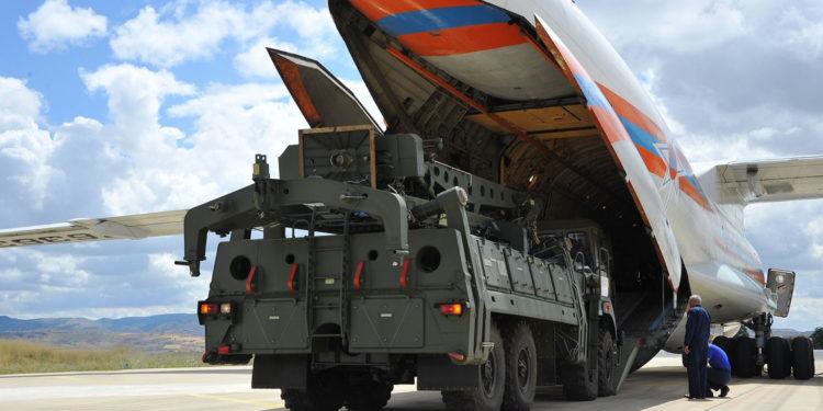 S-400: Νέα προειδοποίηση του Στέιτ Ντιπάρτμεντ στην Τουρκία