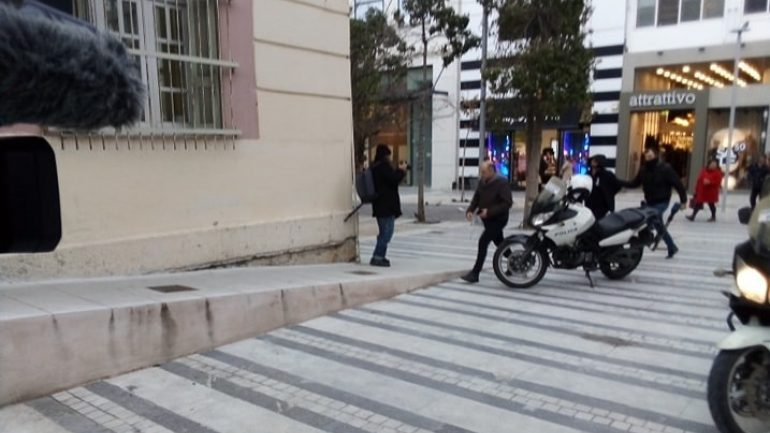 Συνοδεία ισχυρής αστυνομικής δύναμης στα Δικαστήρια ο 51χρονος