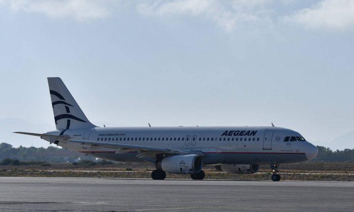 Κρήτη: Αεροπλάνο επέστρεψε στην Αθήνα λόγω των ανέμων