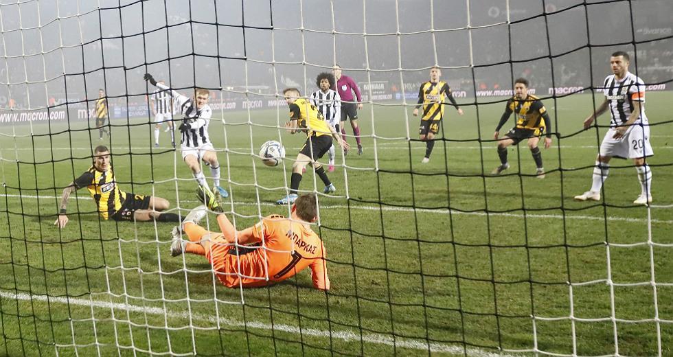 Ο ΠΑΟΚ ήταν ο μεγάλος νικητής του ντέρμπι της 18ης αγωνιστικής στο πρωτάθλημα της Super League 1