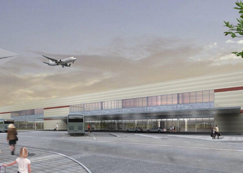 Εικόνες από το μέλλον – Το νέο διεθνές αεροδρόμιο Ηρακλείου