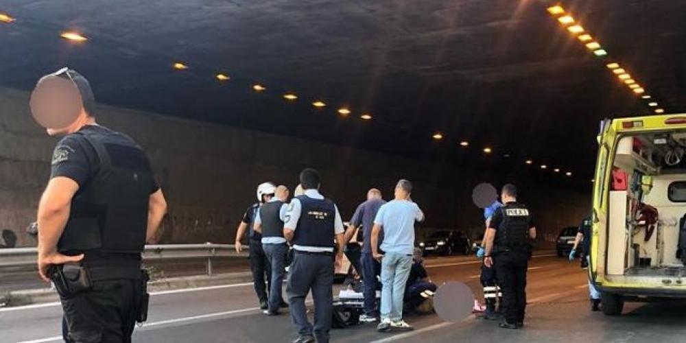 Σοκ στο Αίγιο: Άνδρας έπεσε από γέφυρα της εθνικής οδού