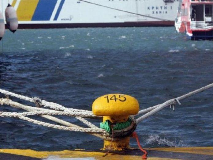 Δεμένα τα πλοία στα λιμάνια και της Κρήτης! Επιμένει το απαγορευτικό, 11άρι στο Αιγαίο…