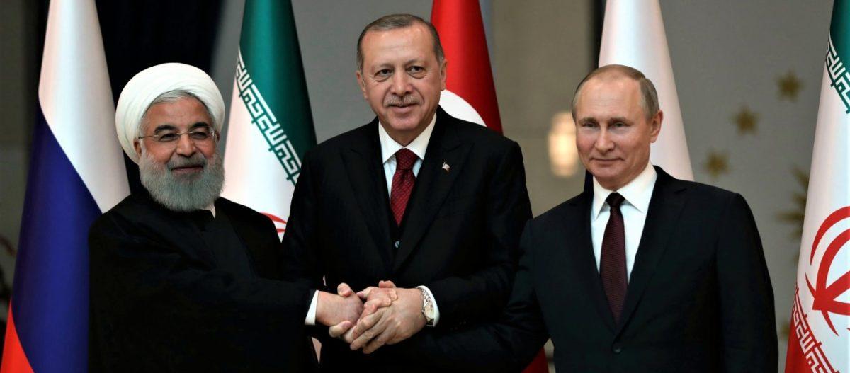 Αξονας Ρωσίας, Ιράν, Τουρκίας και Κίνας απέναντι σε ΗΠΑ και ΝΑΤΟ: Πώς απάντησαν στην έκτακτη σύνοδο