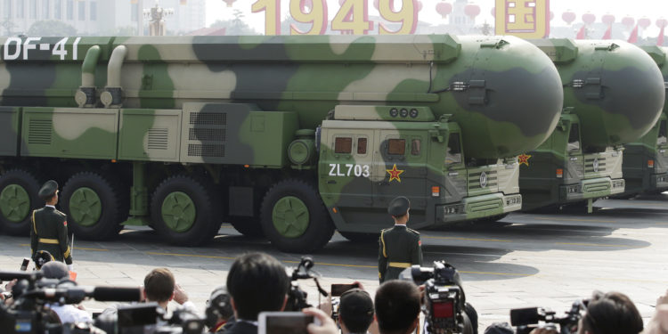Κίνα: Ο δεύτερος μεγαλύτερος κατασκευαστής όπλων στον κόσμο