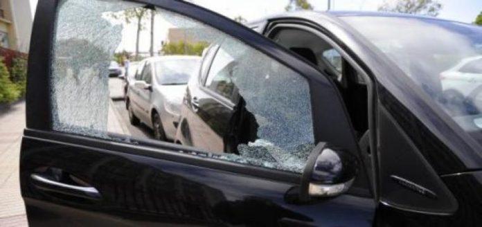"""Σπάνε αβέρτα αυτοκίνητα στα """"Δικαστήρια""""! Τους προκαλούν ζημιές, ανάστατη η ΕΛ.ΑΣ."""