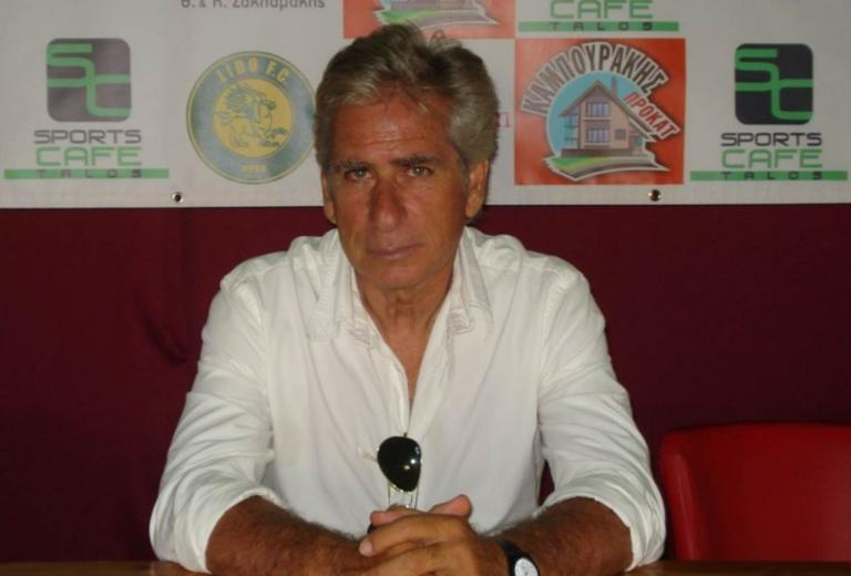 Πέθανε ο θρύλος του κρητικού ποδοσφαίρου Δημήτρης Παπαδόπουλος!