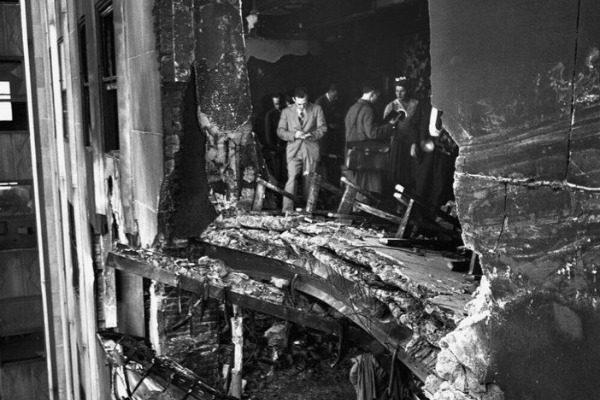 Όταν ένα αεροπλάνο έπεσε πάνω στο Empire State Building