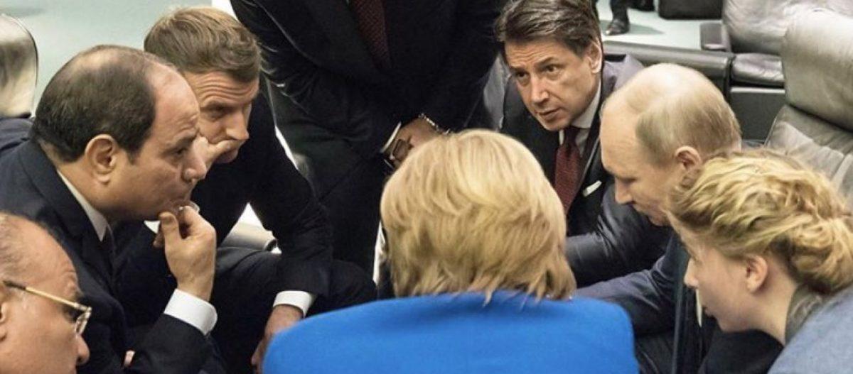 Τέλος η Διάσκεψη του Βερολίνου: Ούτε καν αναφέρθηκε η Ελλάδα – Όλοι αναγνώρισαν την νομιμότητα της κυβέρνησης Σάρατζ