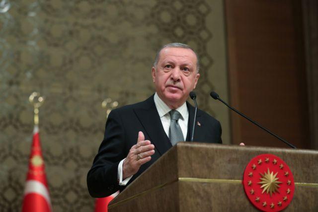 Ερντογάν κατά Αθήνας: «Ο Μητσοτάκης παίζει λάθος το παιχνίδι»