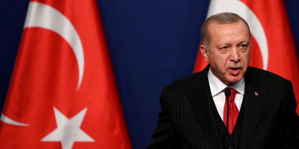 Ερντογάν: Έχουμε δικαίωμα λόγου για κάθε σχέδιο στην Αν. Μεσόγειο – Τίποτα δεν θα επιβιώσει δίχως την Τουρκία
