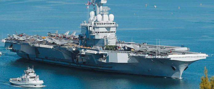 Το γαλλικό αεροπλανοφόρο «Σαρλ ντε Γκωλ» θα έρθει στην Κρήτη