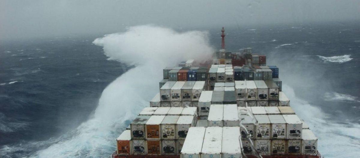 Ακυβέρνητο πλοίο στο Μυρτώο πέλαγος – ΤΩΡΑ