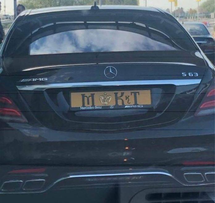 Προκαλεί ο Μητροπολίτης με την Mercedes των 300.000 ευρώ – Έχει 612 άλογα και «πιάνει» 250 χλμ./ώρα | Photos