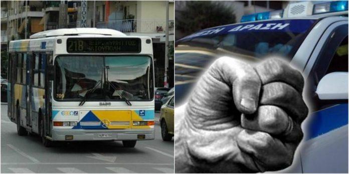 Κρήτη: Απίστευτο σκηνικό – Εξαγριωμένος δικυκλιστής ανέβηκε στο λεωφορείο και ξυλοκόπησε τον οδηγό!