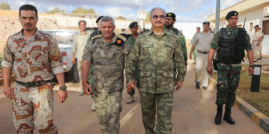 Λιβύη: Εκεχειρία τέλος! Εντολή στον Χάφταρ να ξεκινήσει τις πολεμικές επιχειρήσεις