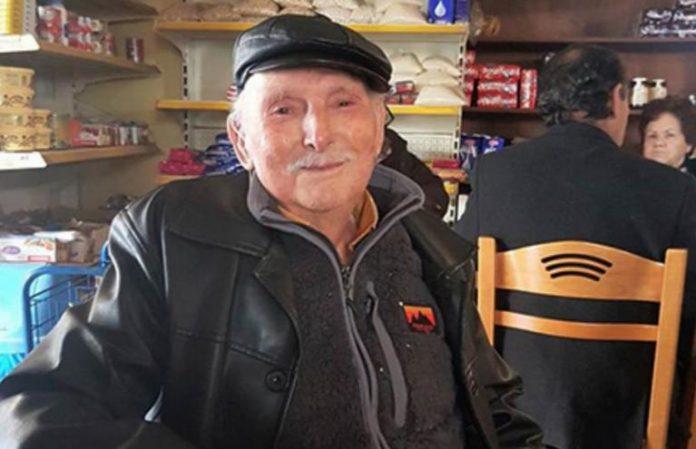 Κρήτη: Έκλεισε τα 100 και αποφάσισε να αποκαλύψει το μυστικό της μακροζωίας του! Ο παππούς που εντυπωσιάζει (pic)