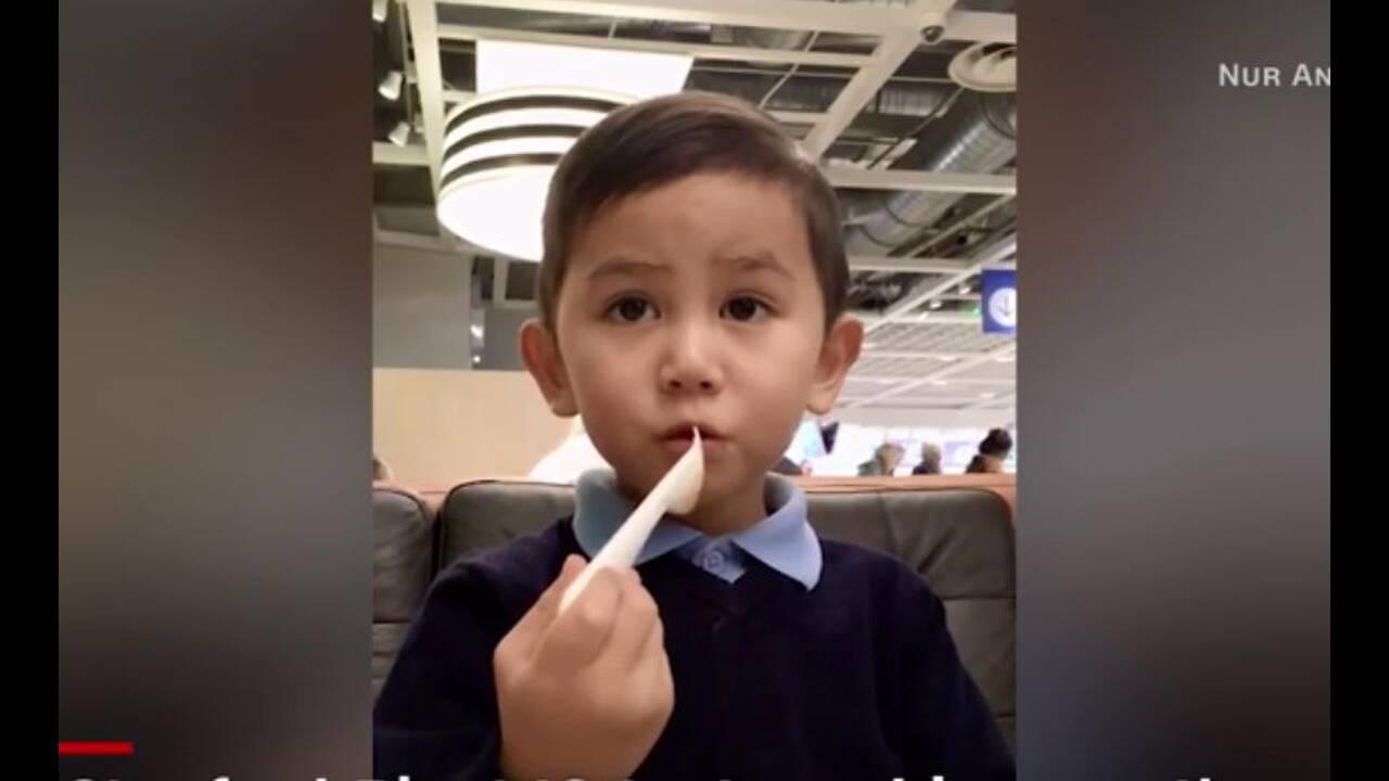 Μια μικρή ιδιοφυΐα: Ένας 3χρονος το νεότερο μέλος της MENSA στη Βρετανία