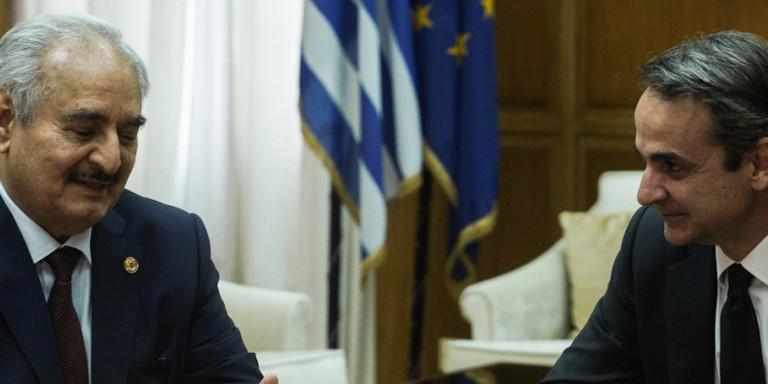 Γιατί ήρθε ο Χαφτάρ στην Αθήνα -Τι προσδοκά η Ελλάδα από τη Διάσκεψη Βερολίνου