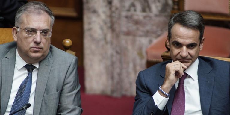Αυτός είναι ο εκλογικός νόμος που παρουσίασε ο Μητσοτάκης στους αρχηγούς