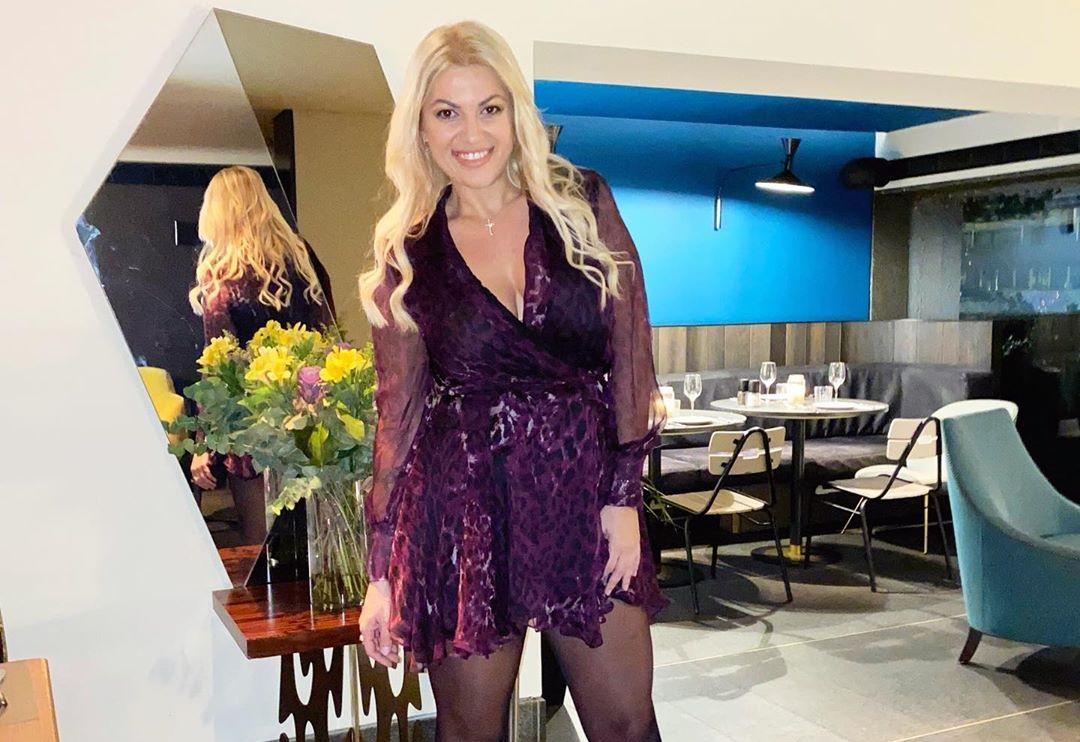 Νάνσυ Παραδεισανού: Πάρτι για την γιορτή της με τους συνεργάτες της από το Πρωινό! [pics,vid]