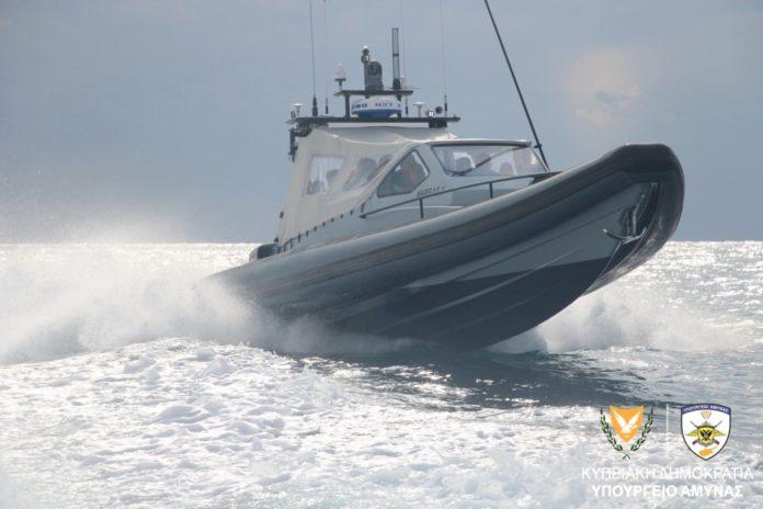 Η Εθνική Φρουρά παρέλαβε ιταλικά Σκάφη Ανορθόδοξου Πολέμου