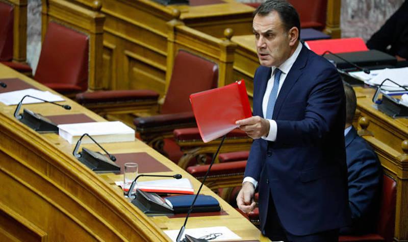 Παναγιωτόπουλος: Αν η Τουρκία παραβιάσει τις «κόκκινες γραμμές», οφείλουμε να αντιδράσουμε