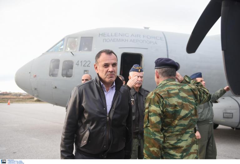 Παναγιωτόπουλος για Τουρκία: Αν χρειαστεί θα απαντήσουμε με στρατιωτική εμπλοκή
