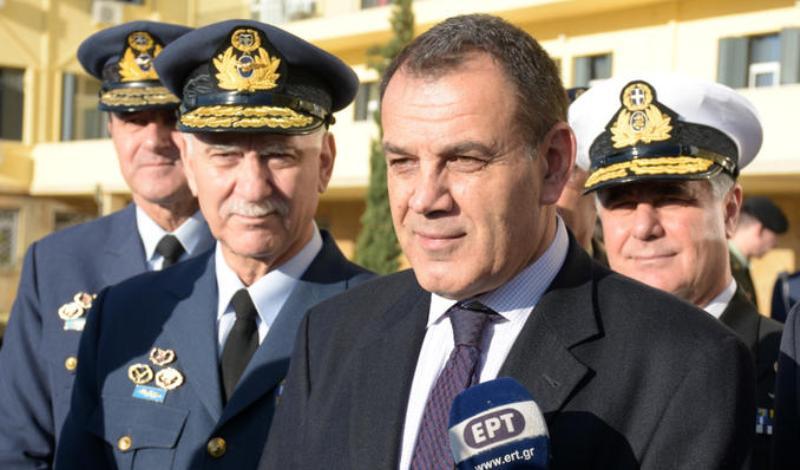 Παναγιωτόπουλος: Ετοιμες για κάθε πρόκληση οι ένοπλες δυνάμεις