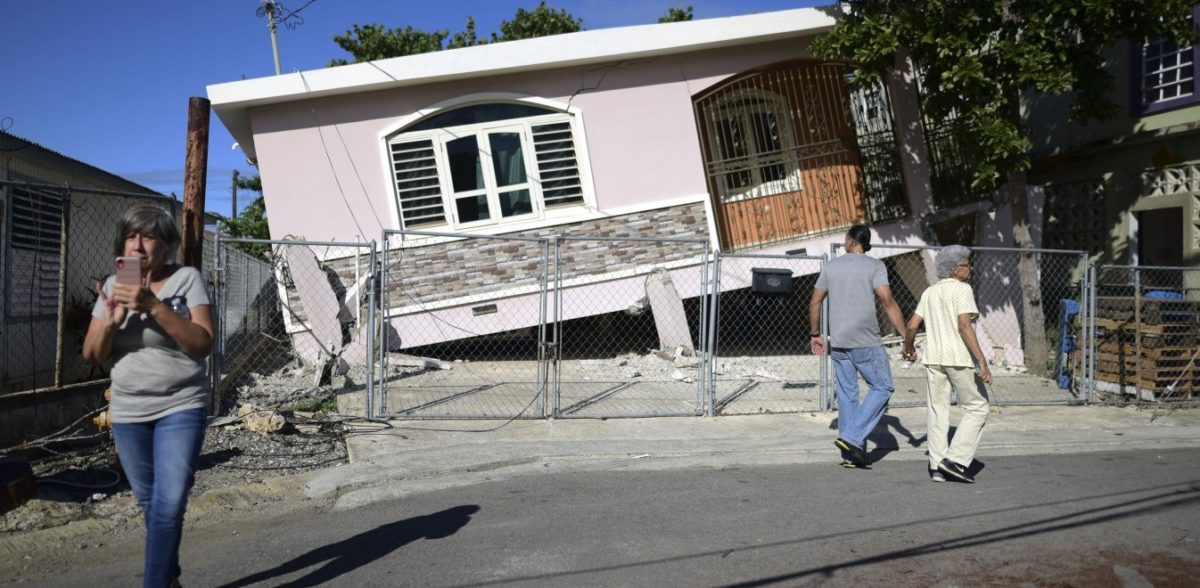 Πουέρτο Ρίκο: Σεισμός 6,6 Ρίχτερ ισοπέδωσε τη χώρα – Κίνδυνος για τσουνάμι