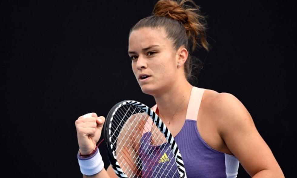 Australin Open: Μυθική Σάκκαρη, «καθάρισε» την Κις και προκρίθηκε στους «16»