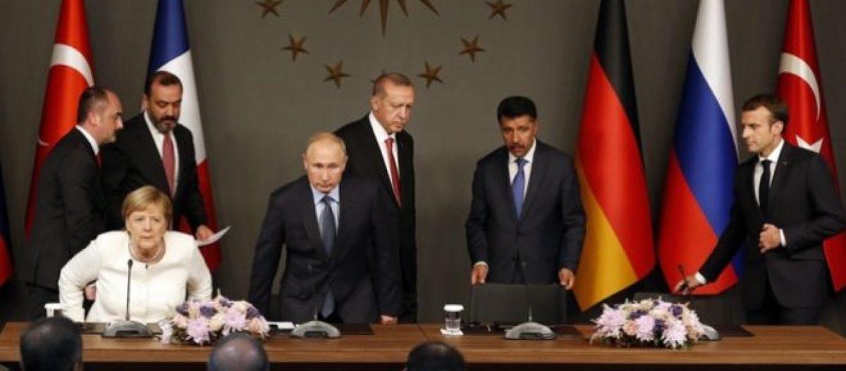Διάσκεψη Βερολίνου: Ενημερώθηκαν κατά μόνας οι Σάρατζ και Χαφτάρ -Δεν μιλιούνται μεταξύ τους