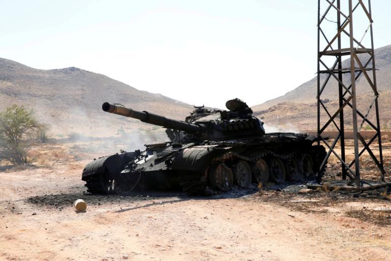 Λιβύη: Έτοιμος για τα πάντα ο στρατός της Αιγύπτου εάν επέμβει η Τουρκία